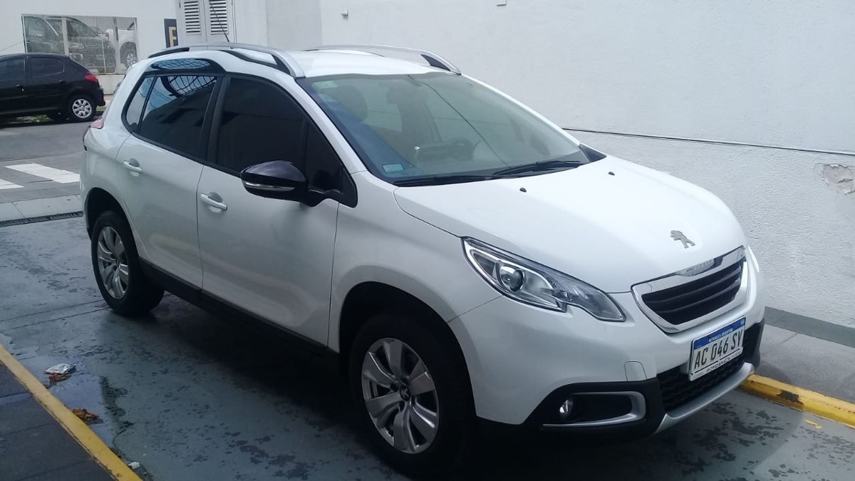 2017 Peugeot 2008 ALLURE 1,6L