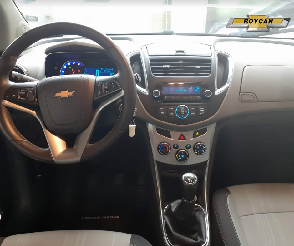 2013 Chevrolet Tracker LTZ 5P 1,6L