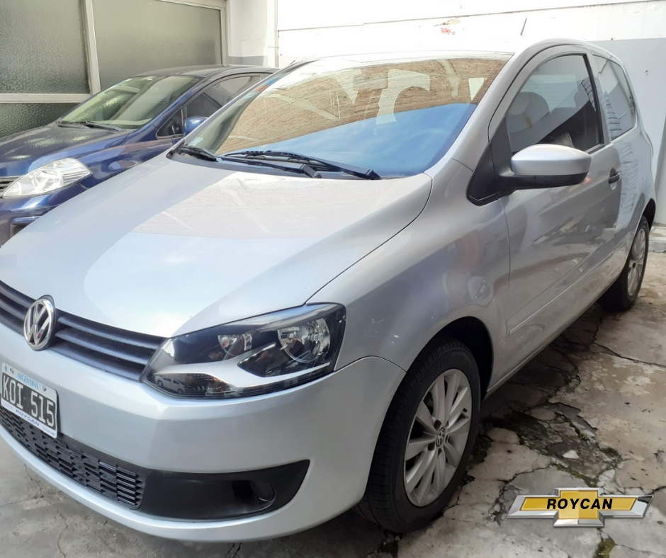 2011 Volkswagen Fox 3P Aire y Direccion - Consultar Ubicacion 1,6L
