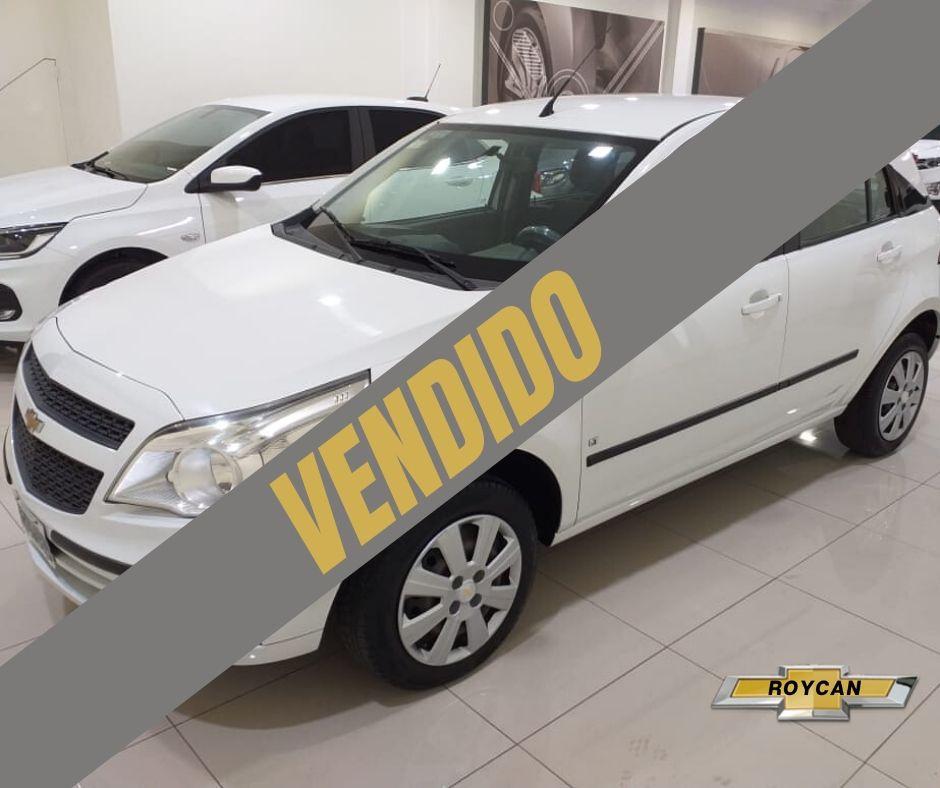 2011 Chevrolet Agile LT 5P -Vendido 1,4L