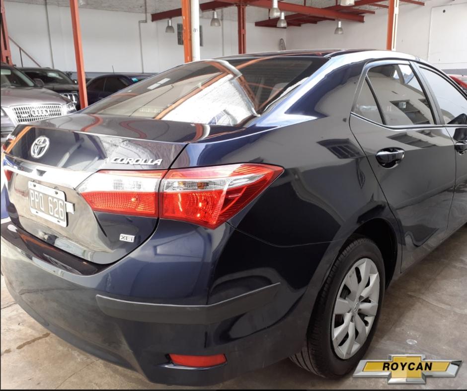 2016 Toyota Corolla XLI 4P 1,8L
