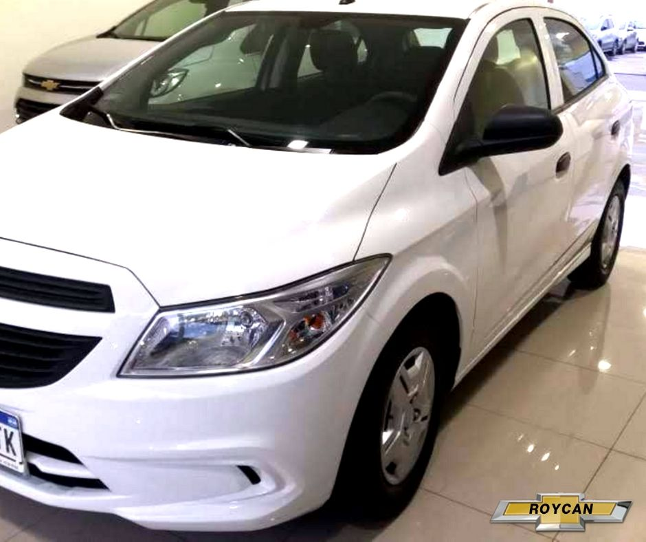 2017 Chevrolet ONIX LS JOY Plus 5P 1,4L