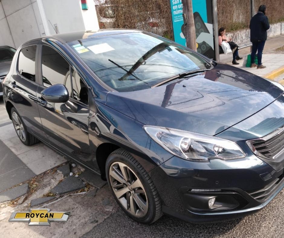 2017 Peugeot 308 Feline Feline 5P 1,6L