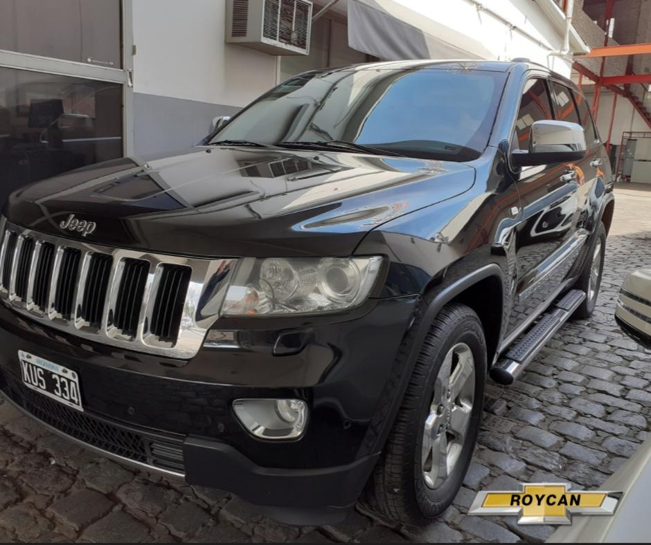 2012 Jeep Gran Cherokee Limited Limited Todo Terreno 3,6L