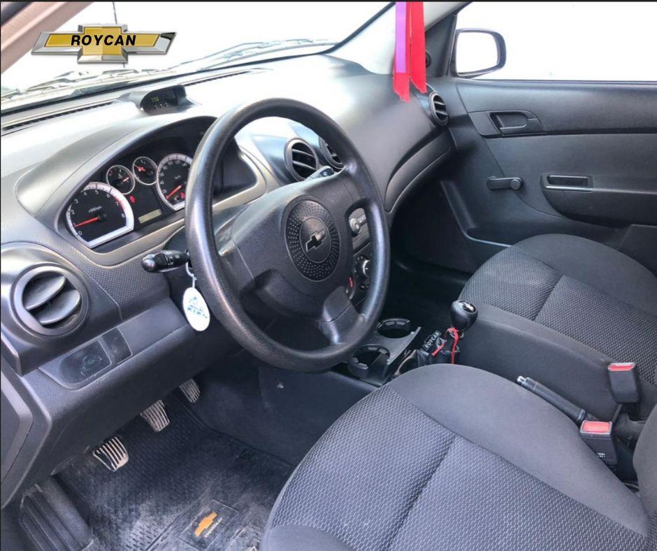 2013 Chevrolet Aveo G3 LS - 4P - Consultar Ubicacion 1,6L