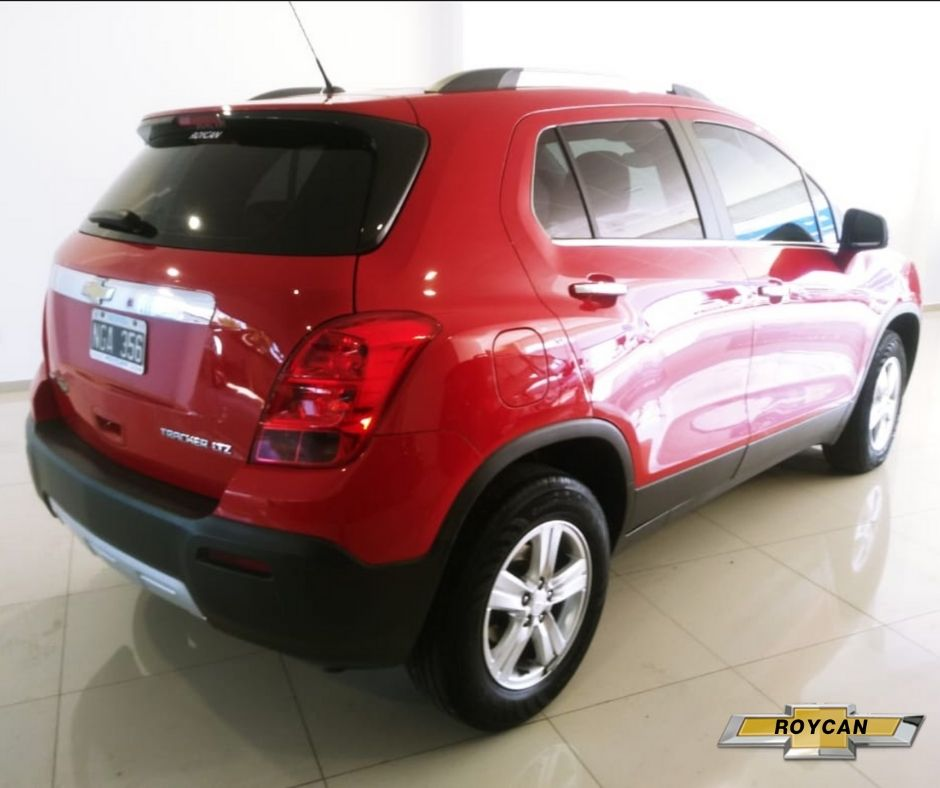 2013 Chevrolet Tracker LTZ 4X4 AT Intermedia 1,6L