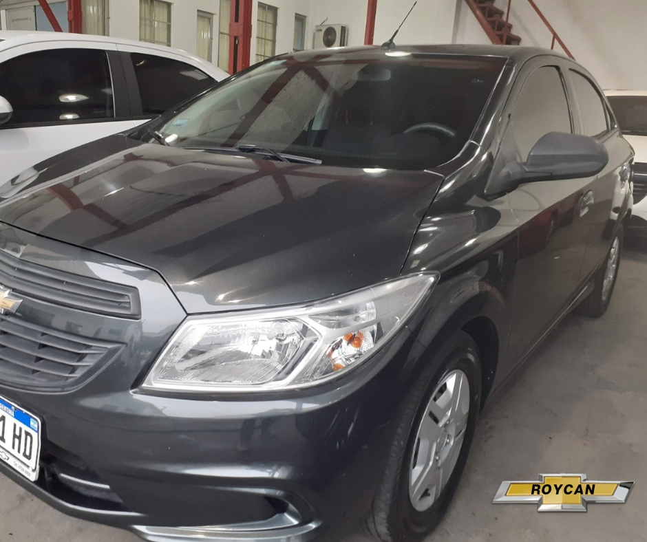 2018 Chevrolet ONIX LS JOY 5P 1,4L