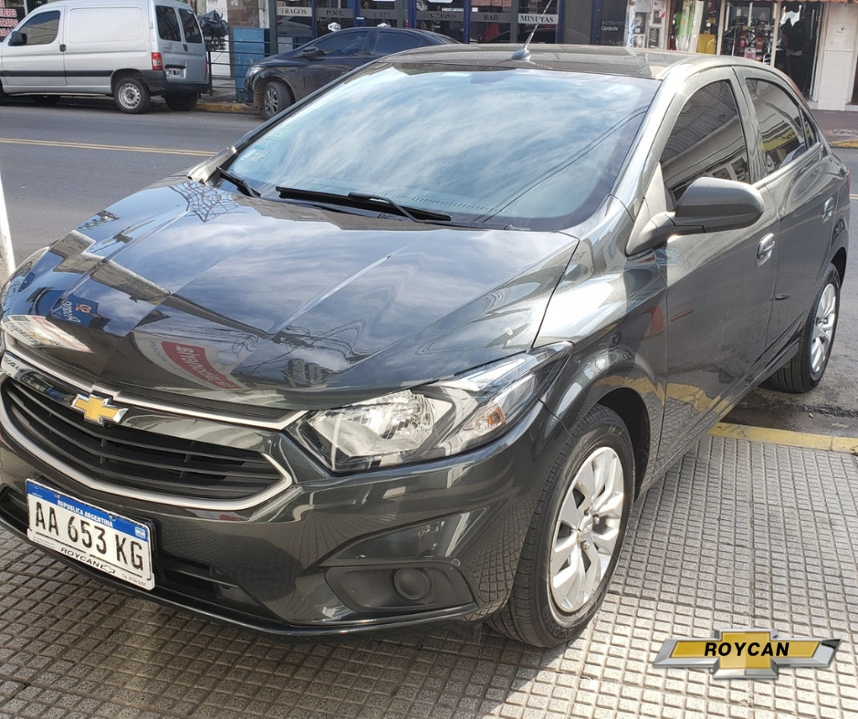 2016 Chevrolet ONIX LT 5P 1,4L