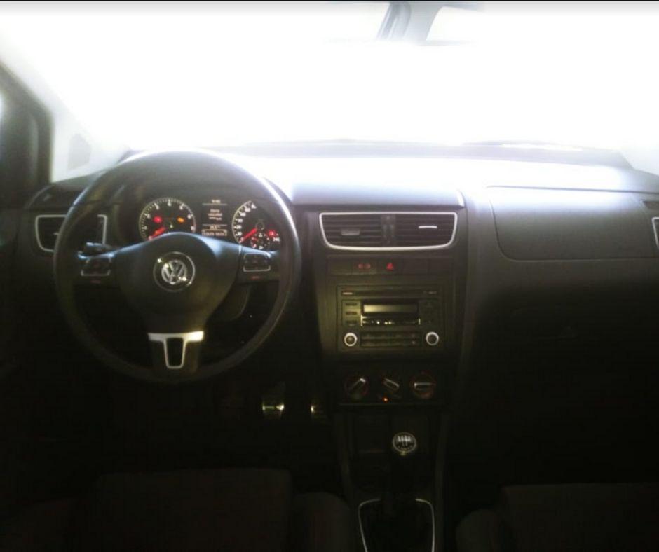2013 Volkswagen Suran Cross 5 Door 061 5P 1er Titular 1,6L