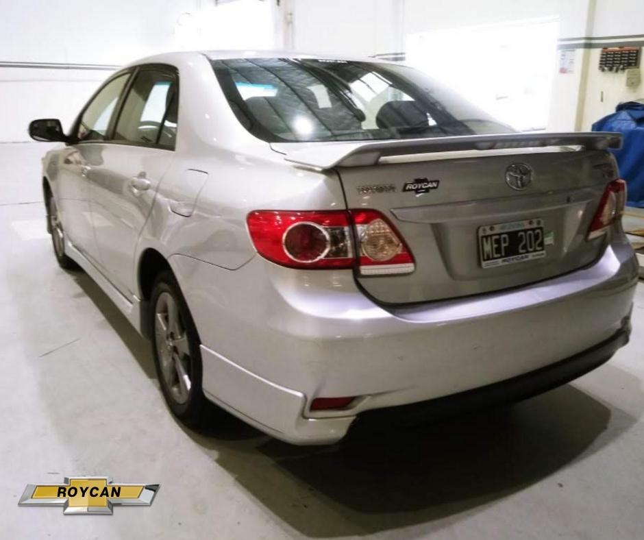 2013 Toyota Corolla XRS 4P 1,8L