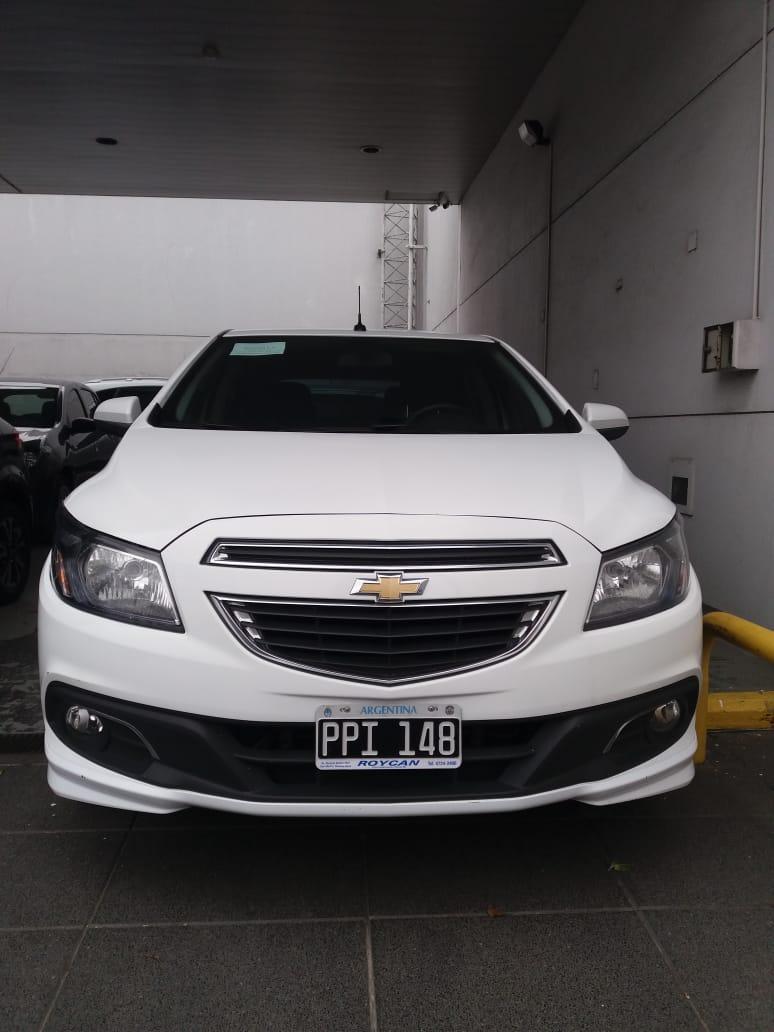 2016 Chevrolet ONIX LTZ 5P Trompa Vieja 1,4L
