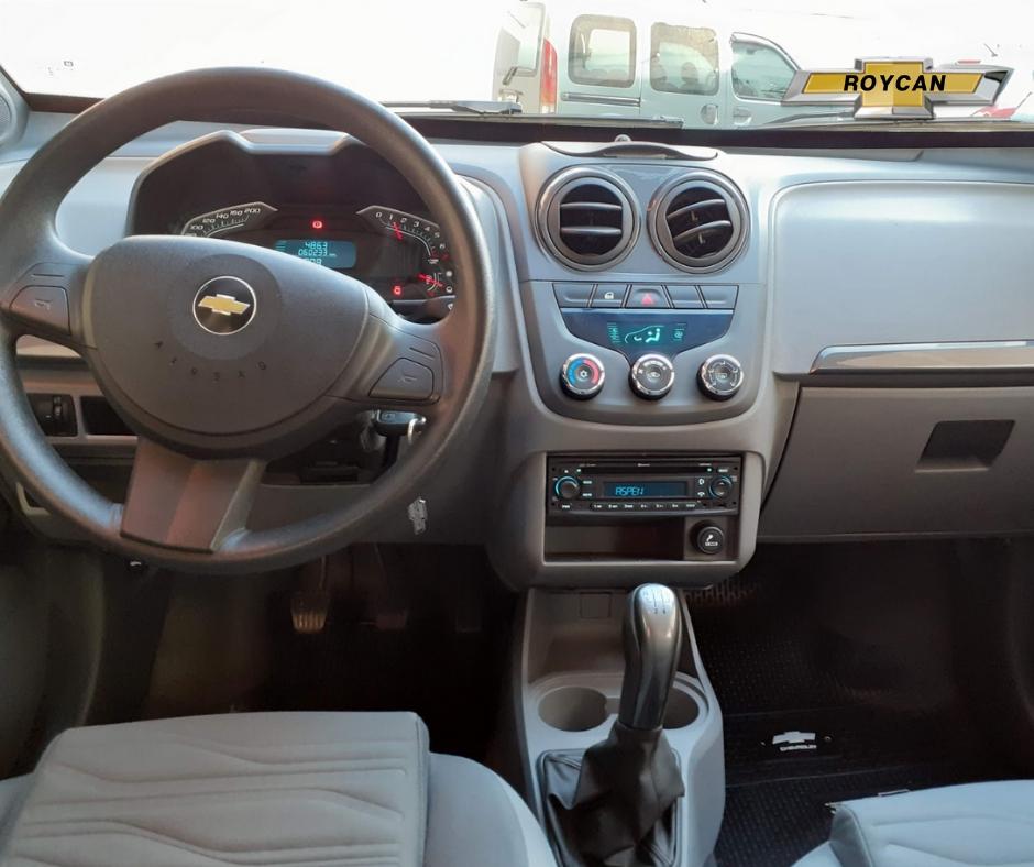 2013 Chevrolet Agile LT Spirit 5P AIRBAG + ABS - Consultar Ubicacion 1,4L