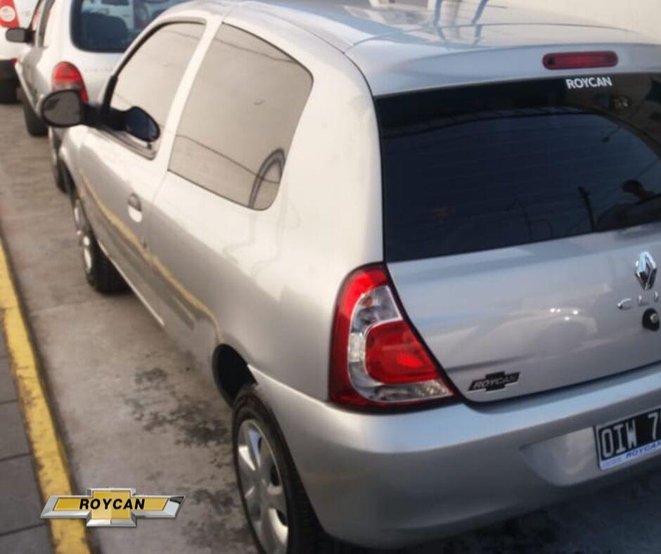 2014 Renault Clio Mío Confort Plus ASS ASCP 3P 1,2L