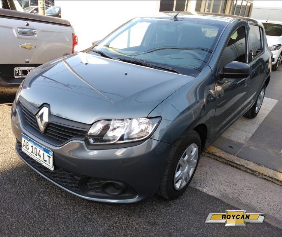 2017 Renault Sandero Expression 5P - Consultar Ubicacion 1,6L