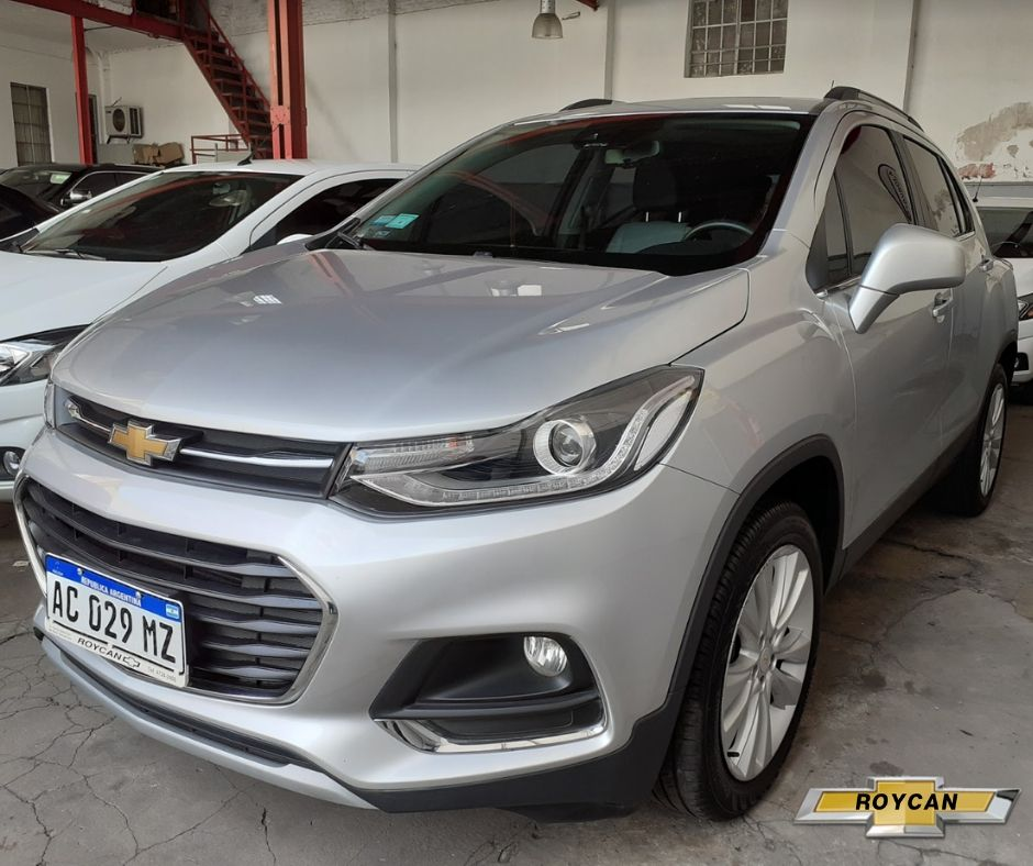 2017 Chevrolet TRACKER LTZ PLUS Linea nueva 1,8L