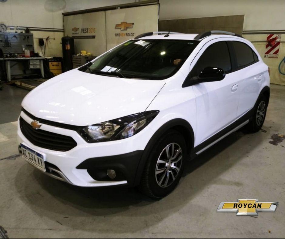 2018 Chevrolet Onix Activ 5P 1,4L