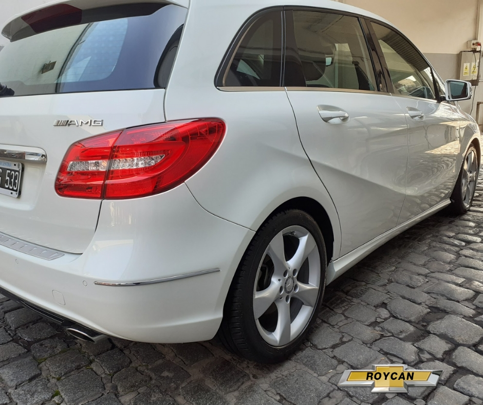 2012 Mercedes Benz B200 A56 Blue Efficiency 5P - Consultar Ubicacion 1,6L