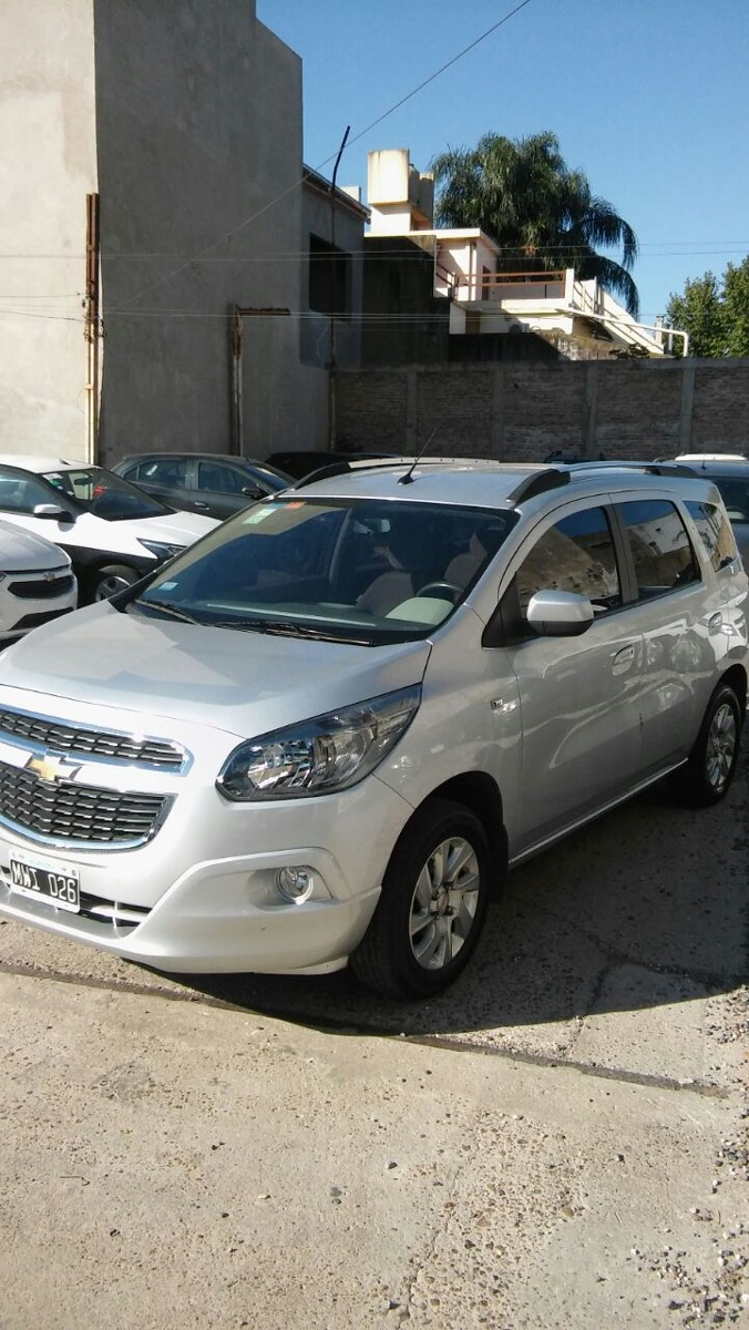 2014 Chevrolet SPIN LTZ 1,8L