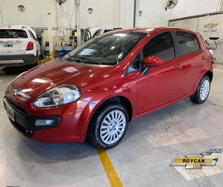 2013 Fiat Punto Attractive 8v 5P 1,4L