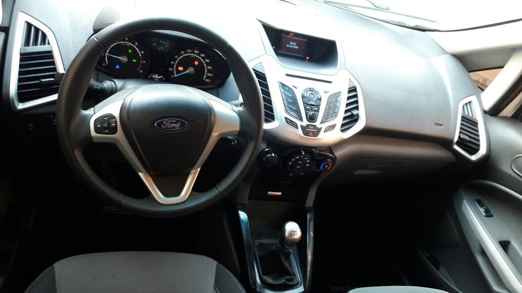 2013 Ford ECOSPORT 1,6L
