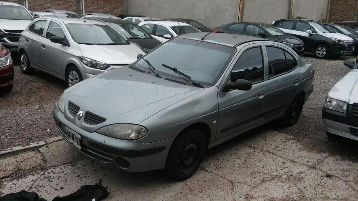 2007 Renault MEGANE 1,6L