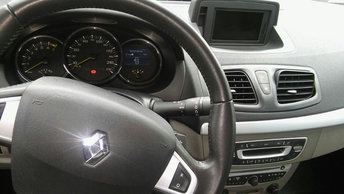 2013 Renault FLUENCE LUXE 2,0L