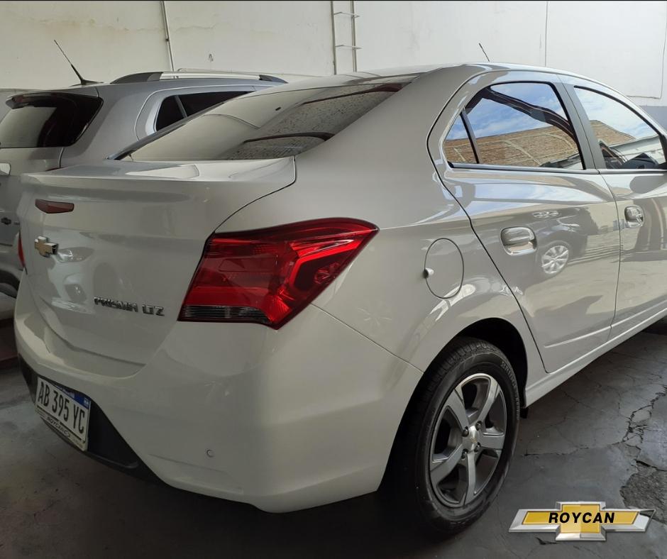 2017 Chevrolet PRISMA LTZ 4P 1,4L