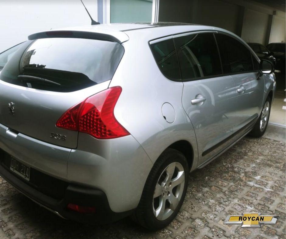 2014 Peugeot 3008 Feline Triptonic 5P 1,6L