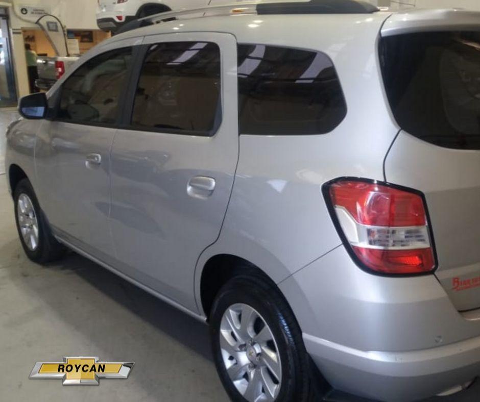 2015 Chevrolet Spin LTZ 5 AS 1,8L