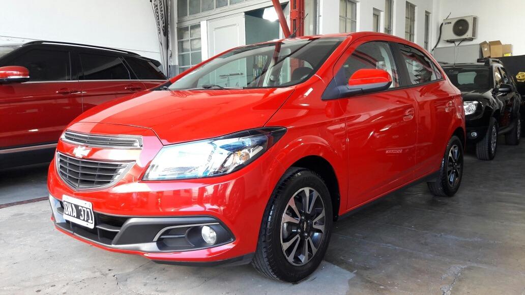 2015 Chevrolet ONIX LTZ 1,4L