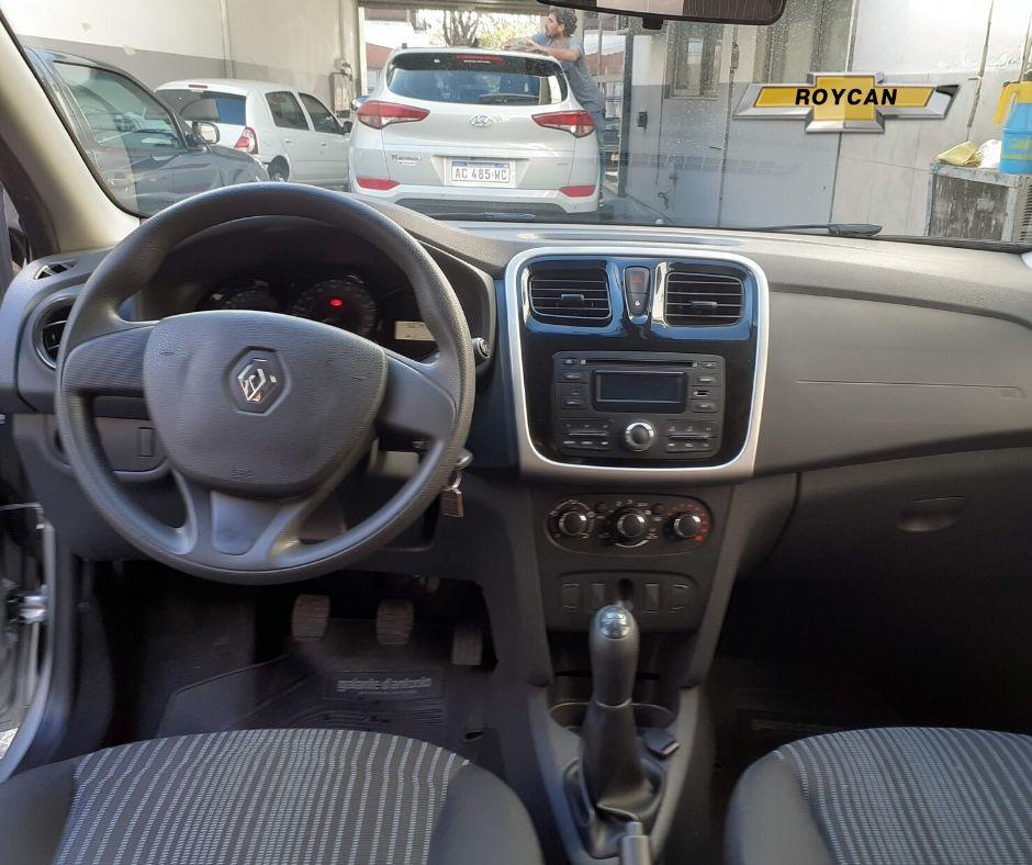 2015 Renault Logan Autentique Plus 4p - Consultar Ubicacion 1,6L