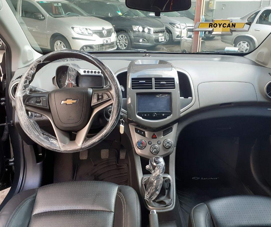 2016 Chevrolet Sonic LTZ 4P - Consultar Ubicacion 1,6L
