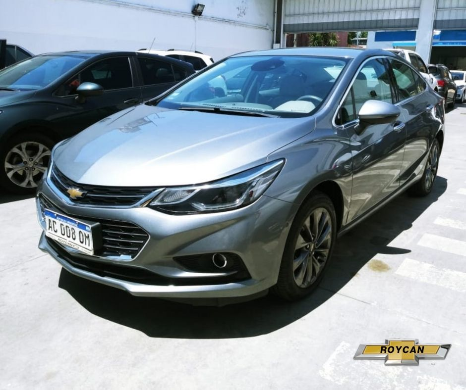 2017 Chevrolet Cruze LTZ+ 4P - Consultar Ubicacion 1,4L
