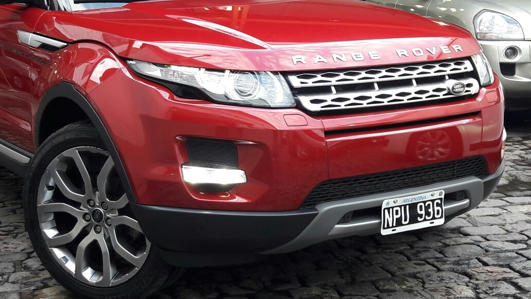 2014 Land Rover EVOQUE 2,0T