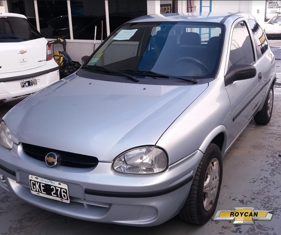 2007 Chevrolet CLASSIC Base Sin Aire 3P 1,4L