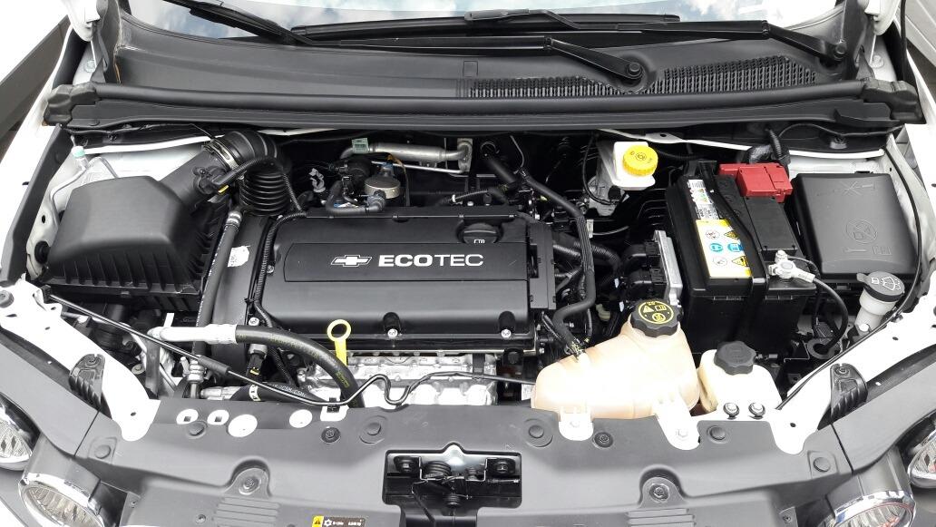 2015 Chevrolet SONIC LTZ 1,6L