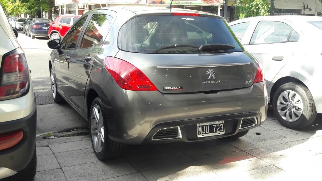 2013 Peugeot 308 2,0L