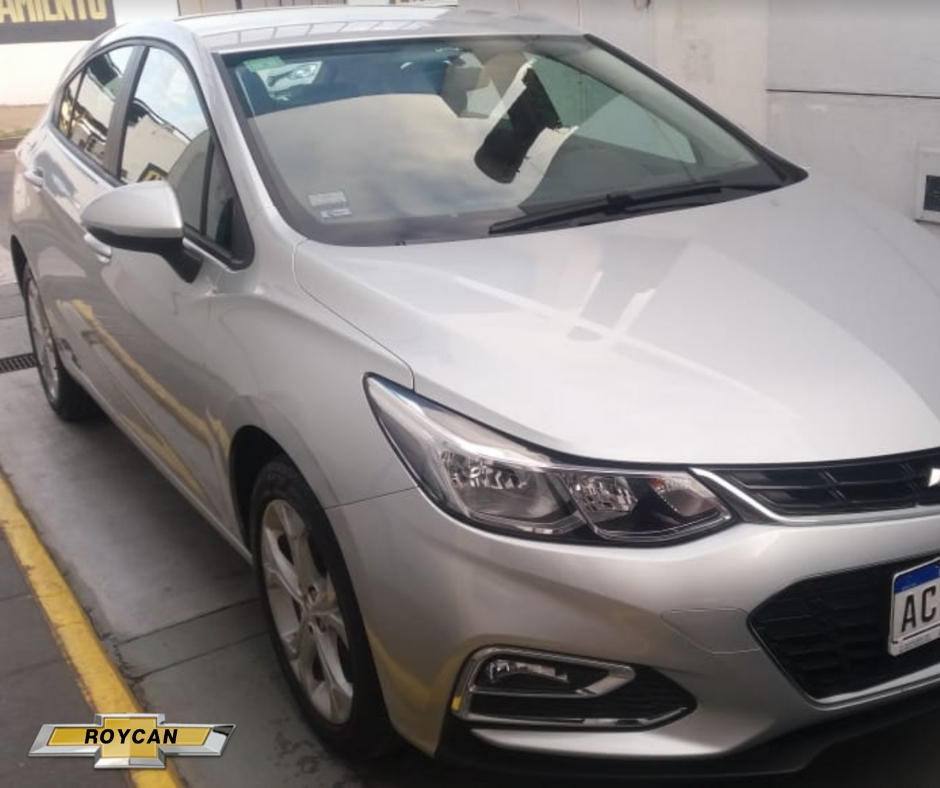2017 Chevrolet Cruze LT Turbo 5P 1,4L