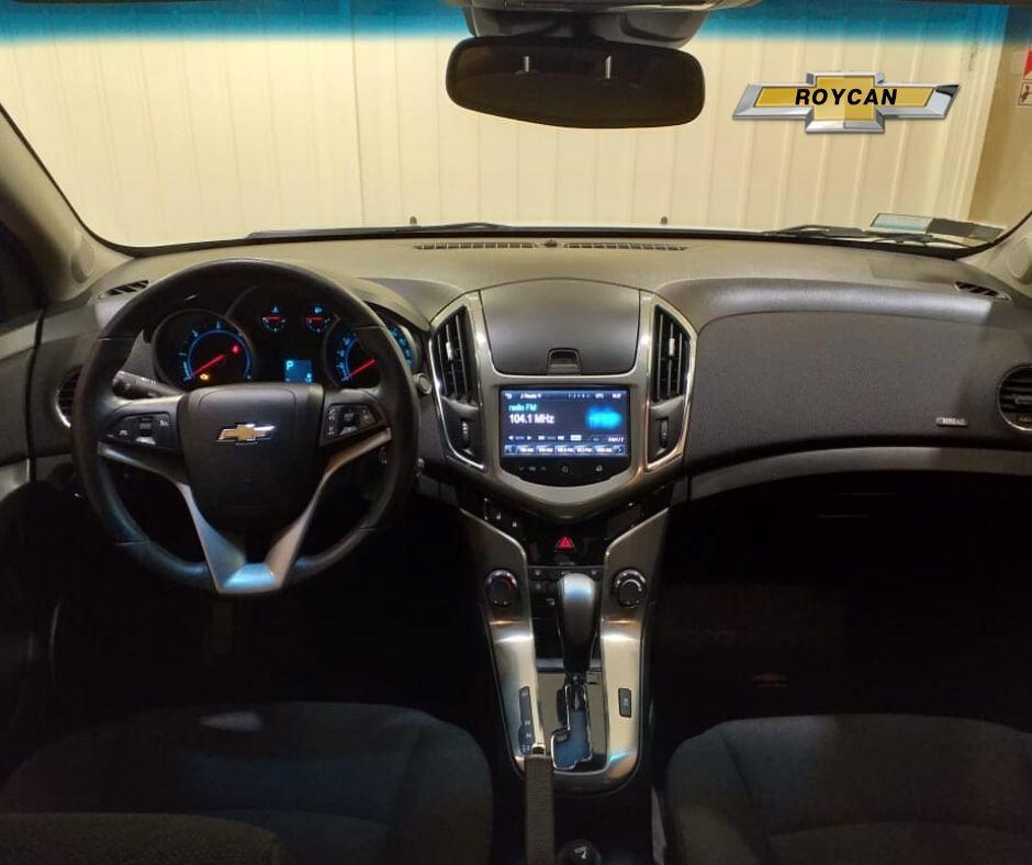 2015 Chevrolet Cruze LT 4P 2,0L