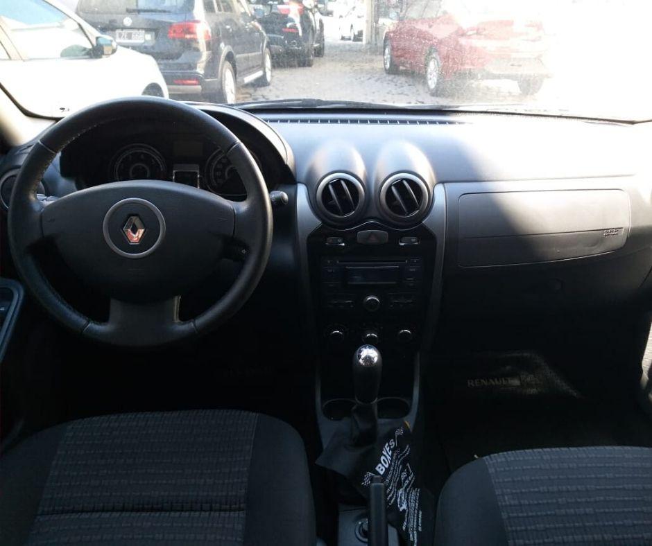 2011 Renault Sandero PH2 LUXE 5P 16V - Consultar Ubicacion 1,6L