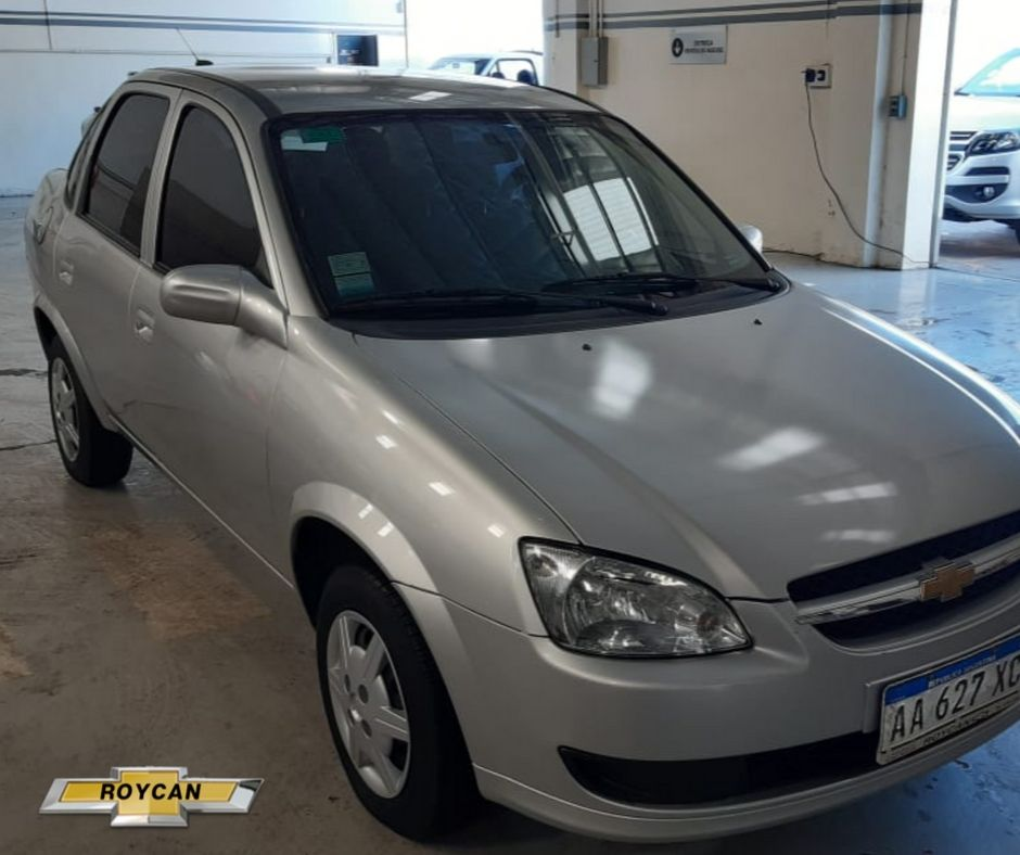 2016 Chevrolet CLASSIC LS ABS + Airbag 4P 1,4L