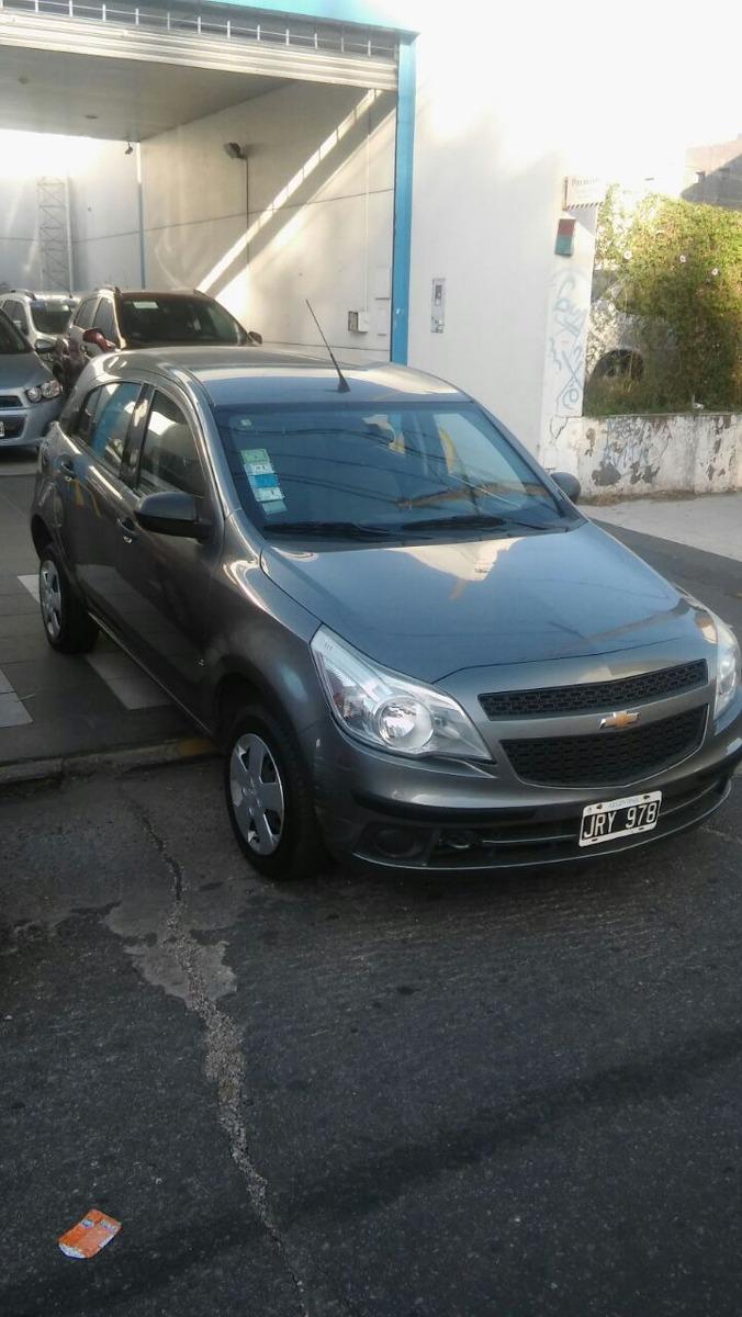2011 Chevrolet AGILE LS 1,4L
