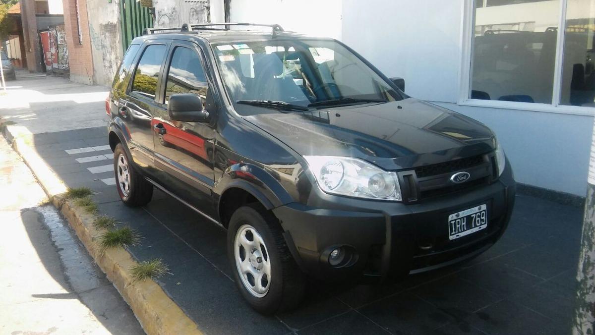 2010 Ford ECOSPORT XLS 2,0L