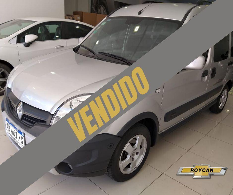 2017 Renault Kangoo PH3 SPORTWAY 2P CON GNC - Vendido 1,6L