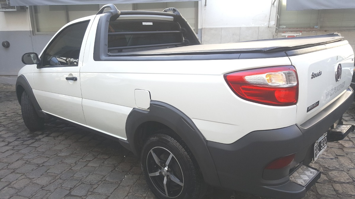 2015 Fiat STRADA 1,4L