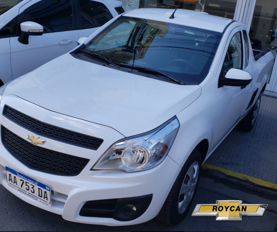 2016 Chevrolet MONTANA LS PACK CABINA SIMPLE 1,8L