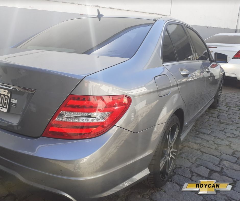 2014 Mercedes Benz C250 Edition C Avantgarde 1,8L