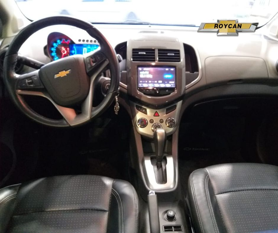 2015 Chevrolet Sonic LTZ 5P 1,6L
