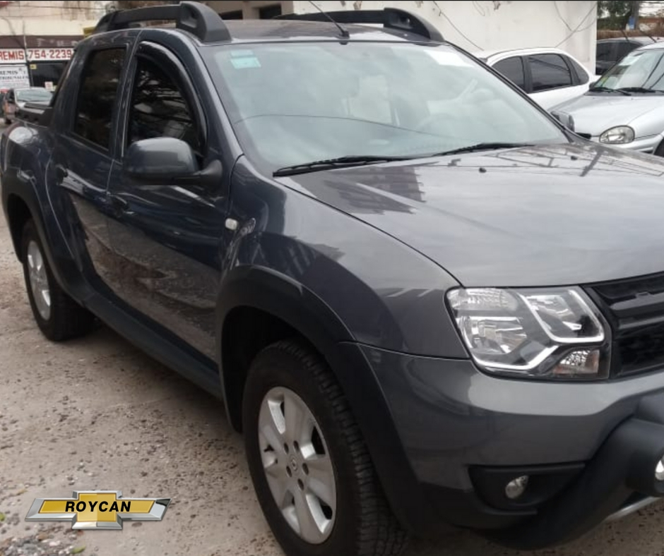 2017 Renault Duster Oroch Outsider Pick Up Cabina Doble - Consultar Ubicacion 1,6L