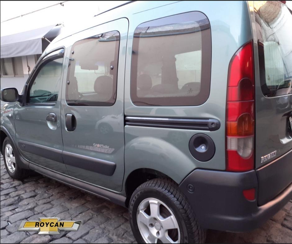 2007 Renault Kangoo Comfort Comfort Stepway - Consultar Ubicacion 1,9L